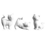 Katzenbabies 3 Varianten (sitz/steh/lieg) / 10 Euro / KiK05