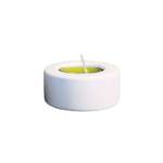 Teelichthalter rund / 10 Euro / WK08