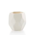 *AUSVERKAUFT* kleine Diamant Vase / 16 Euro / GSV30