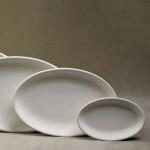 Ovale Platte / 20x13 cm / 15 Euro / T40